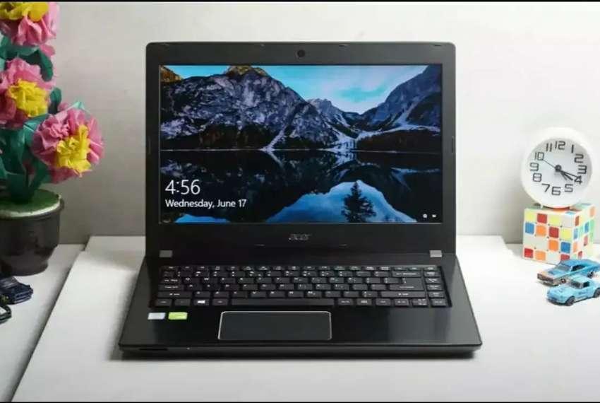 Gaming Laptop Acer E5 475g Core I3 Nvidia 940mx 2gb Ram 4gb Hdd 1tb Komputer 797599624