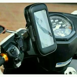 Stonic Stand Holder Motorcycle waterproof case for Smartphone