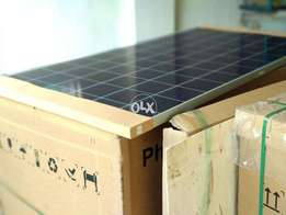 Jinko Solar Panels Hanwha Q CELLS Mounting Structure Solar Stands UPS