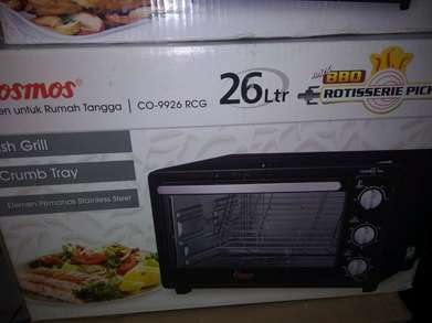 cosmos.electric oven.co-9926RCG 26 liter