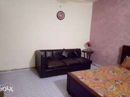 Dha best deal furnished flat for short term