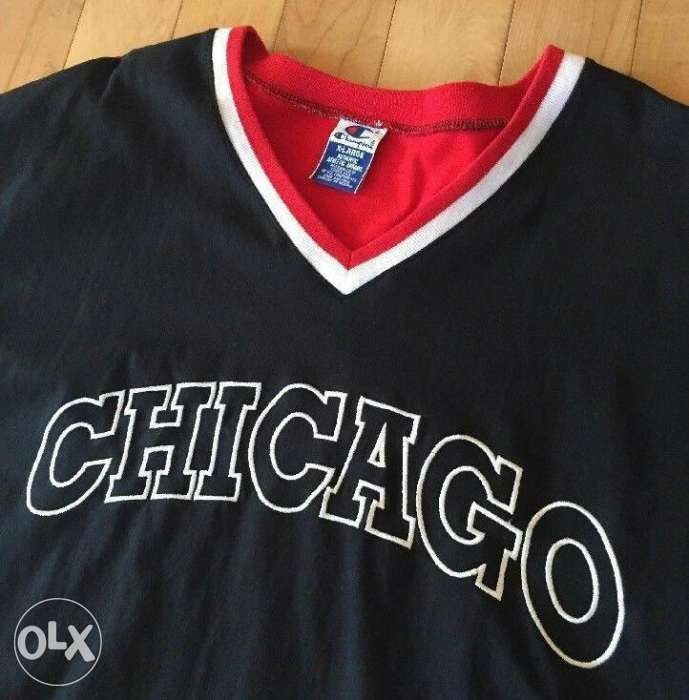 d4aae559f354ee ... nba michael jordan chicago bulls vintage shooting shirt warmer ...