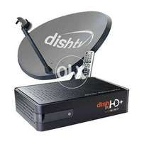 Dish tv HD New Connection and Dish tv Recharge