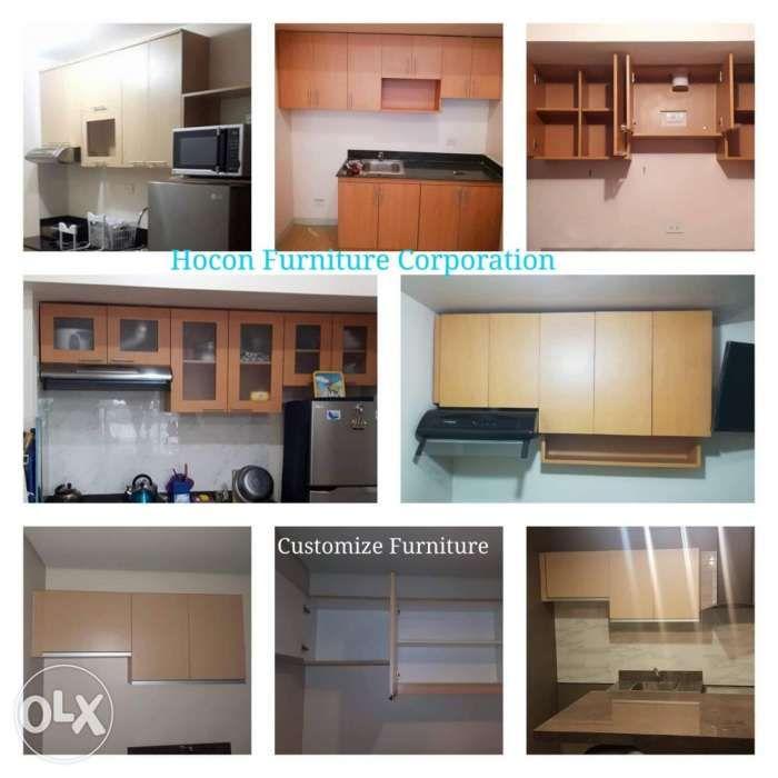 Kitchen Cabinet Customize In Manila Metro Manila Ncr Olx Ph