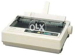 Panasonic Kx-p1150 Dot Matrix (parallel)