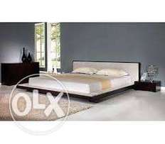 Flooring bed factory prices by AWAMI furniture