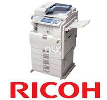 Ricoh Color A3 Laser Photocopiers Arrived.For Commercial & Offices.LHR