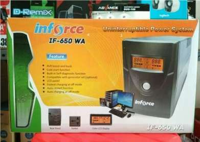 UPS INFORCE If-650 WA | Murah | By Astikom