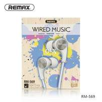 Remax Stereo Handsfree Rm 569