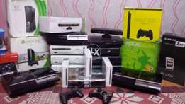 Xbox one Xbox 360 ps4 ps2 all type console repairing