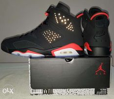 Air jordan 6 - View all ads available in the Philippines - OLX.ph 28fbd6947