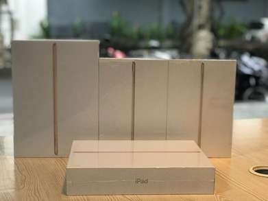 Ready Murah__ New iPad 6 (2018 Gold+ 128GB Wifi Cellular +resmi apple