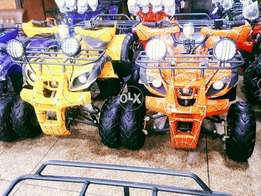 Bright color of off roader QUAD ATV BIKE for sell deliver all pak