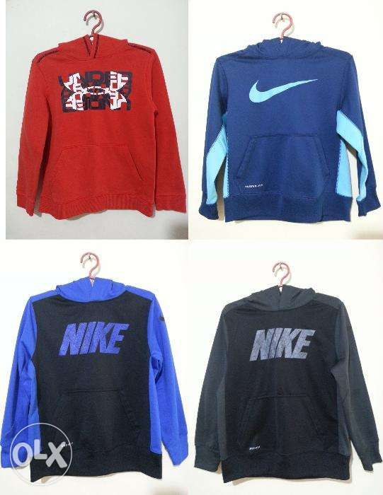 Nike Under Armour Hoodie Jacket in Quezon City ff7bd36c5377
