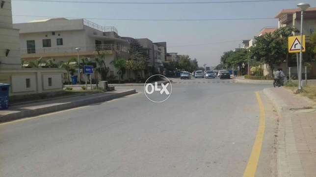 bahria) 10 marla ground portions on rent ph4 / 5