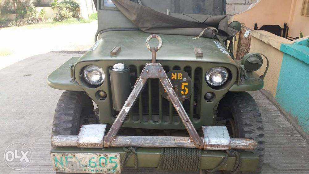 Military Jeep Parts >> M38 Mac Arthur Willys Jeep Parts Vintage Military Parts For Sale