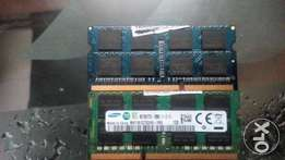 Ddr3 8gb pc3l with 1 week warranty rs.3800.qty available.