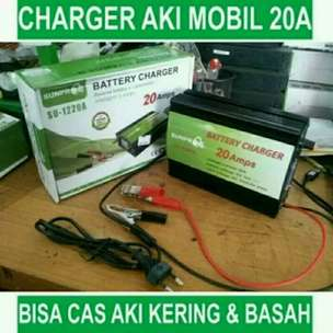 Charger Aki Sunpro SU-1220A 20Ampers Baterry Charger
