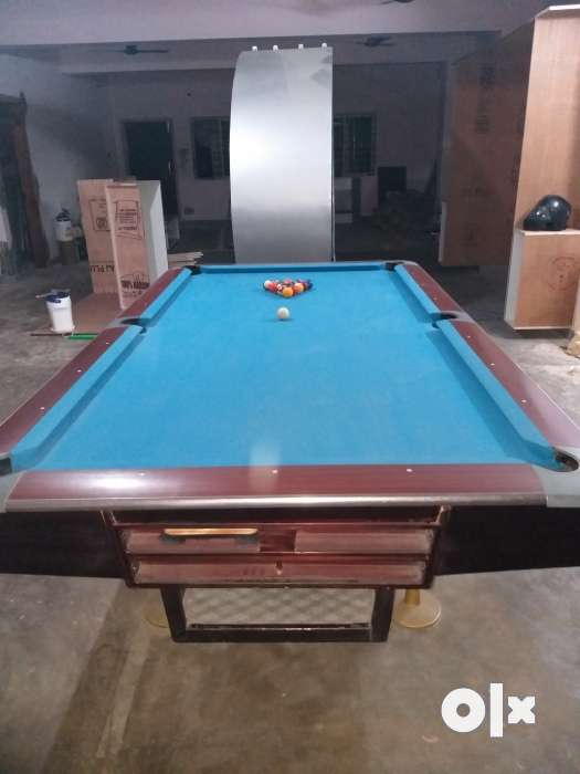 Hey Guys I Want To Sell My American Pool Table Bengaluru Books - I want to sell my pool table