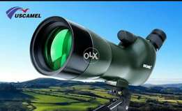 USCAMEL® Bird Watching Waterproof Spotting Scope - 20-60x60 Zoom Mo