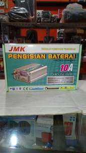 Charger Battery Accu Aki JMK 10Ampere