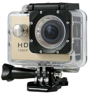 Action Camera 4K Sports HD 1080P Non Wifi