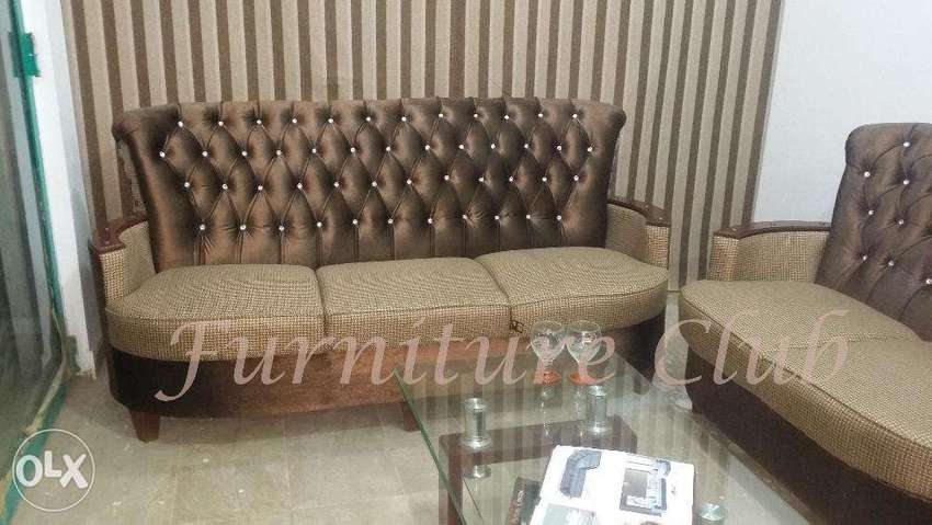 Brilliant Brand New Sofa Set 7 Seaters Discount Offer Ibusinesslaw Wood Chair Design Ideas Ibusinesslaworg