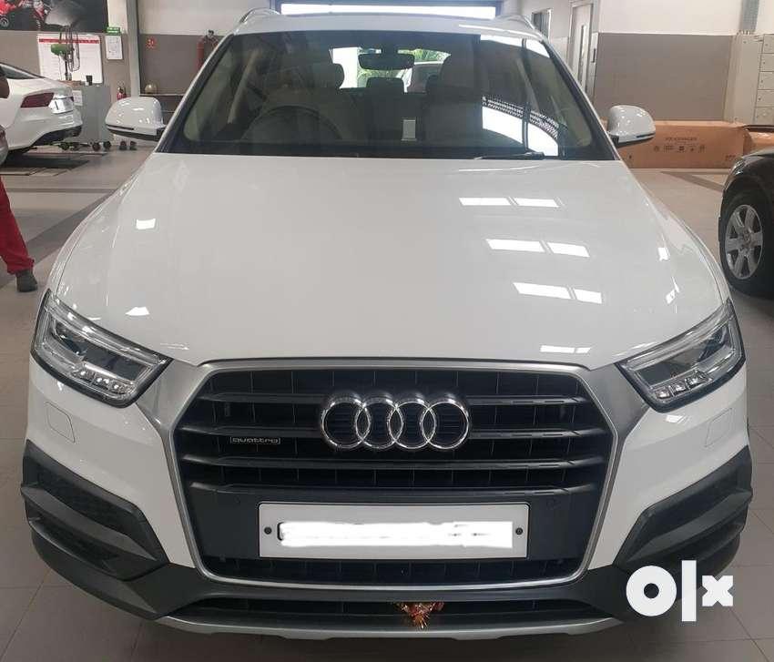 Audi Q3 3.5 TDI Quattro Technology(with Navigation), 2018