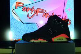 watch 97792 83ff6 Air Jordan 6 Black Infrared 2014 DS