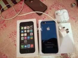 iPhone 5s 16gb With all Accessories