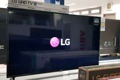 55inc LG Smart TV 4K 55UK6300PTE