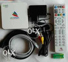 PTCL Smart TV Set Up Box Android Model 2017 Pin Pack