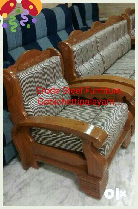 Wood Sofa Set Teak Wood Furniture Original Teak Wood
