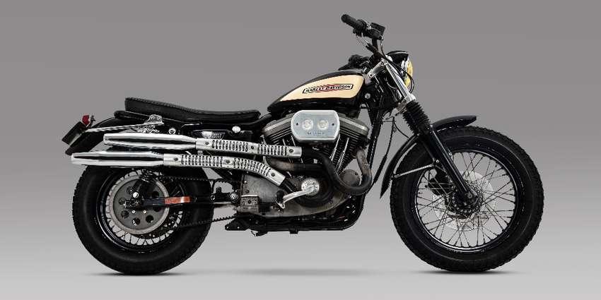 Rare Jual Sportster 99 Xl 1200s Harley Davidson Motor Bekas 785145371