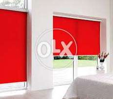 Roller window blinds- complete sunscreen & darkout collection of blind