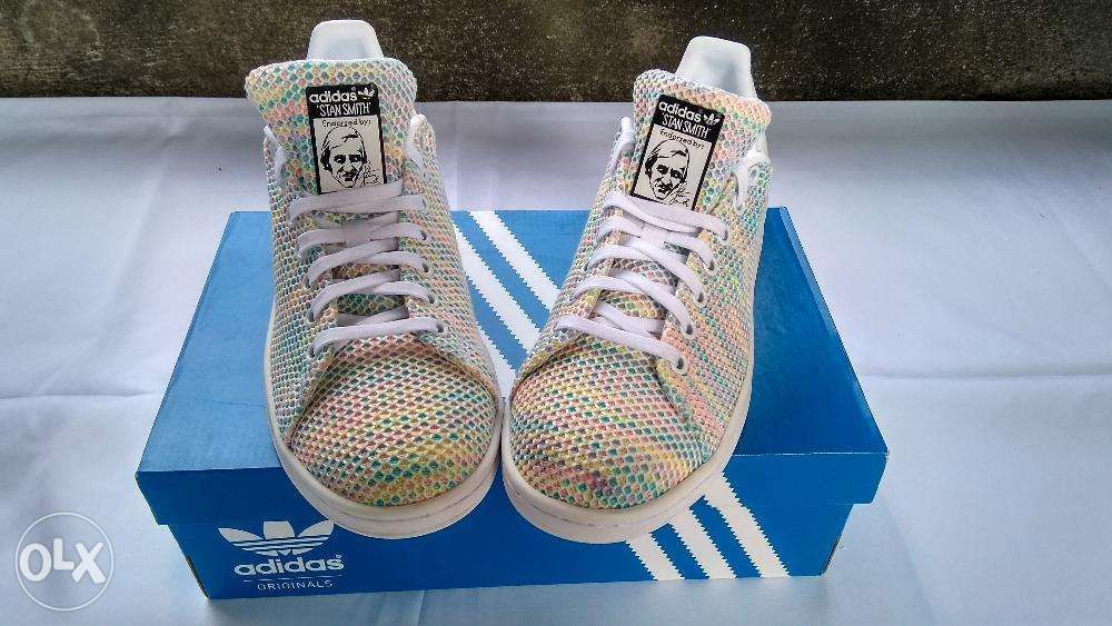 86443a1e5dd Adidas Stan Smith (Rainbow Colorway) in Dinalupihan