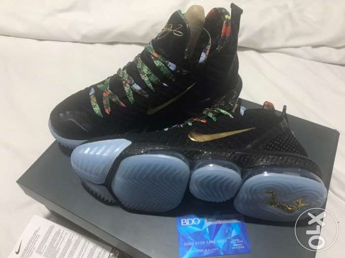 sports shoes 191f2 0a50c ... Nike Lebron 16 Watch The Throne Kings Throne Size US 9.5 Brand New ...