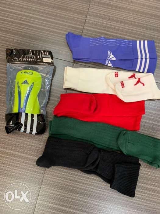 eb4082fc6801 Adidas Performance F50 Youth Shin Guards and 5 Soccer Socks in Cebu ...