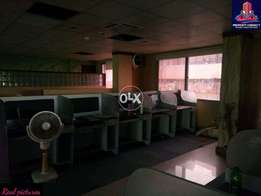30*40 unit Ground Office Space For Banks Multinational Companies Ngo