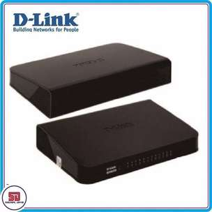 D-Link DES-1024A Switch HUB 24 port Plastik Casing Ethernet Desktop