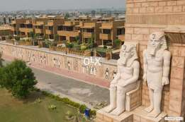 8 marla prime location plot available in bahria orchard lahore