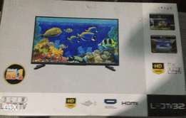 Samsung Led 32inc Brand New with Stand New software