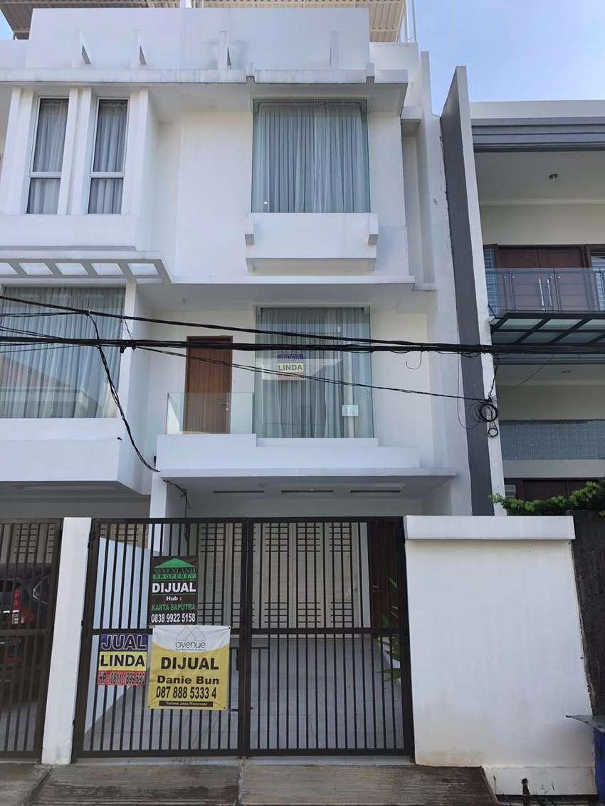 Dijual Rumah Pluit Sakti Good Quality Siap Pakai Dijual Rumah Apartemen 794141128