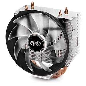 Fan Processor Murah Deepcool Gammaxx 300R 120mm | By Astikom