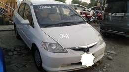 Honda city menual 2004 model