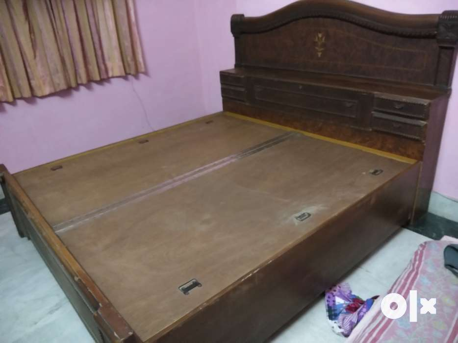 Mark As Favorite Show Only Image. Double Bed In Low Price