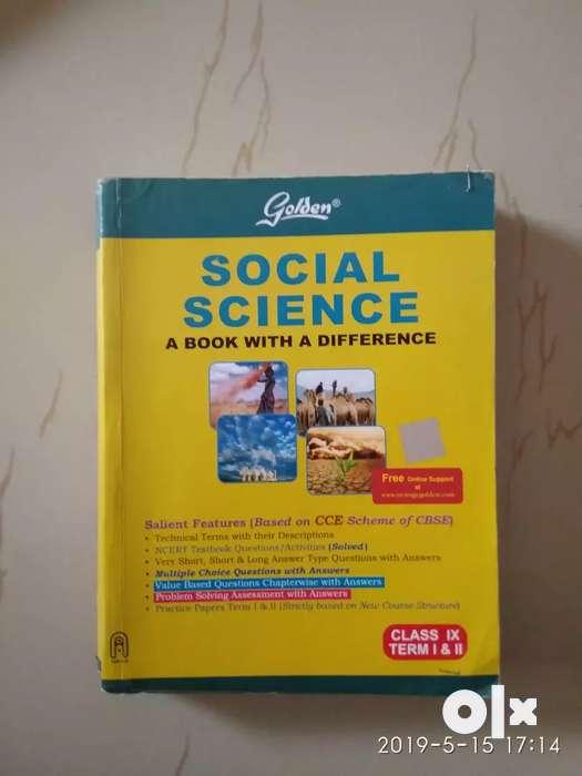 Samacheer Kalvi 9th Social Science Book