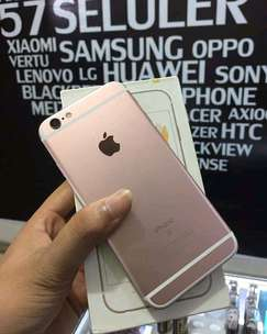 iphone 6s 16gb rosegold