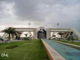 500 sqyrd Residential plot Bahria Town World Zbrdast Project Precnt 4