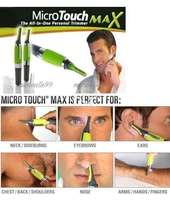 Micro Touch Max - The All In One Personal Trimmer